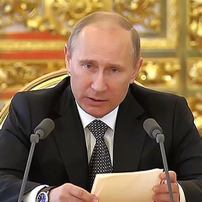 Владимир Путин рассказал о своем отношении к критике
