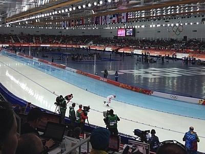 Конькобежец Кулижников выиграл дистанцию 500 м на Кубке мира в Сеуле