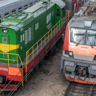 Ж/д состав с гуманитарной помощью из России сегодня прибудет в Луганск