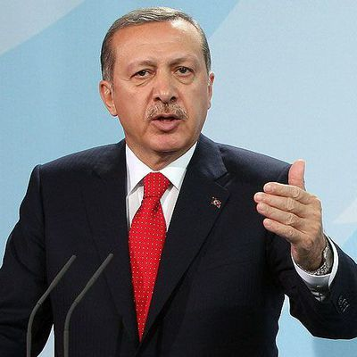 Эрдоган: Анкара не стремилась к напряжённым отношениям с Россией