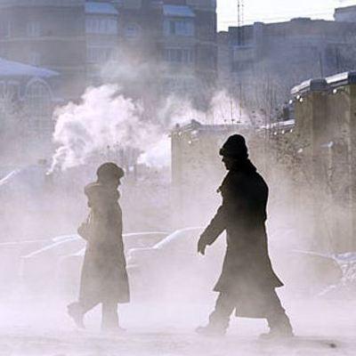 Минувшая ночь оказалась самой холодной в Москве этой осенью