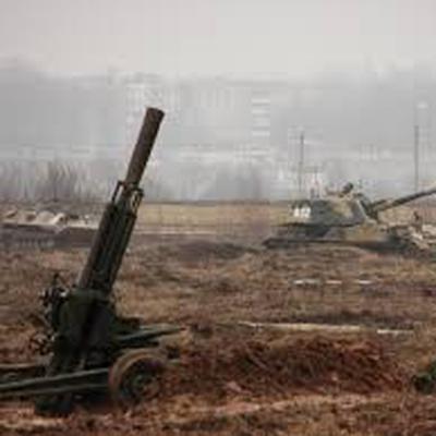 Отвод тяжёлой техники Новороссии зафиксировали наблюдатели ОБСЕ
