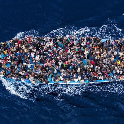 Две лодки с беженцами затонули у берегов Турции