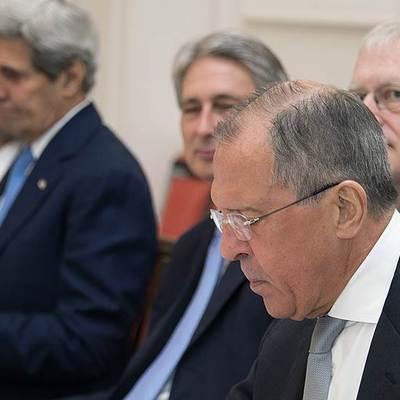 Завершилась очередная встреча глав МИДов Ирана и