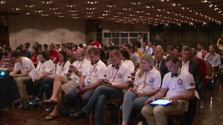 Всемирный фестиваль студентов в москве