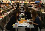Ярмарка интеллектуальной литературы Non/fiction продолжает работу в Москве