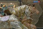 В столице проходит Всероссийская ярмарка народных художественных промыслов «Ладья»