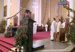 Собор Непорочного зачатия Пресвятой Девы Марии стал центром рождественских торжеств