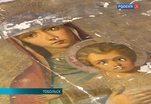 В Тобольске восстанавливают старинные иконы