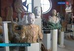 В честь основателя Музея личных коллекций Ильи Зильберштейна создали скульптуру