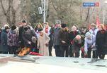 Главные торжества Дня воинской славы проходят в Волгограде