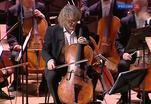 Концерт Большого симфонического оркестра Владимир Федосеев посвятил памяти композитора Бориса Чайковского