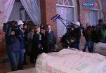 Владимир Мединский проверил ход реконструкции Малого театра