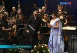 Анна Нетребко выступила на фестивале