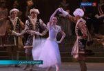 В Академии Русского балета им. Вагановой прошел выпускной спектакль