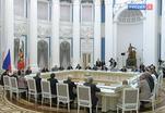 Путин открыл встречу Общероссийского исторического собрания