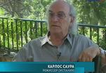 Испанский кинорежиссер Карлос Саура отмечает 85-летие