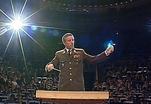 Симфонический оркестр Министерства обороны выступил в столичной консерватории