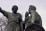 4 марта 1818 года был открыт памятник Минину и Пожарскому