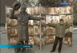 В Самаре открыли памятник Юрию Деточкину