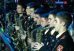 Московское военно-музыкальное училище отмечает 75-летие