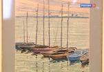 Московские пейзажи Алексея Понсова представлены в выставочном зале журнала