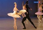 Московская академия хореографии пригласила публику на Рождественский концерт