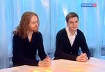 Роман Минц и Дмитрий Булгаков на