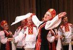 В столице выступил Государственный академический Воронежский русский народный хор