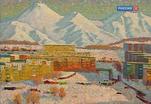 Пейзажи Камчатки на выставке в ЦДХ