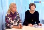 Елена Юренева и Нина Тихонова на