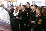 Портреты защитников отечества экспонируются в музее Великой Отечественной войны