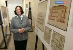 Альбомы Матвея Казакова на выставке в Музее архитектуры имени Щусева