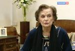 В библиотеке Виталия Вульфа состоялась творческая встреча с актрисой Галиной Коноваловой