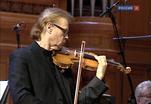 В Московской консерватории выступили Огустин Дюмэ и Александр Князев