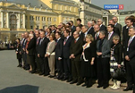 Министры культуры стран Европы встретились в Москве