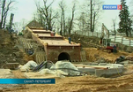 В Петергофе открыли сезон фонтанов