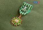 Владимир Малышев награждён французским Орденом за заслуги в искусстве и литературе
