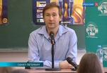 Николай Лебедев встретился со студентами петербургского Университета кино и телевидения