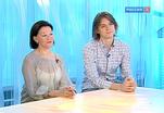 Нина Кудрявцева-Лури и Денис Родькин на