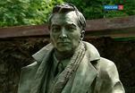 Памятник Вячеславу Тихонову открыли сегодня на Новодевичьем кладбище