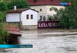 Стихия полностью парализовала Прагу