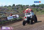 Тракторное безумие устроили в Ростовской области
