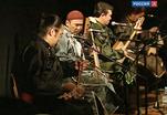 Тувинские виртуозы горлового пения дали концерт в столице