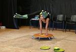 Сегодняшние абитуриенты циркового училища