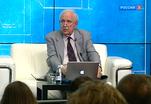 Рой Глаубер выступил в Москве с публичной лекцией