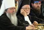 Президент провел встречу с Патриархом и главами поместных церквей