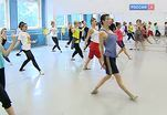 В Москве подходит к концу работа школы современного танца ЦЕХ