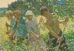 В Русском музее готовятся к выставке Аркадия Пластова