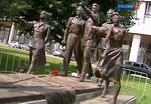 В Парк искусств МУЗЕОН после реставрации возвращается скульптурная композиция Веры Мухиной